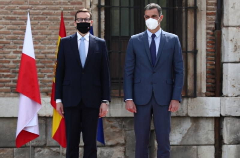 <span style='color:#780948'>ARCHIVED</span> - Diplomatic crisis escalates between Spain and Morocco