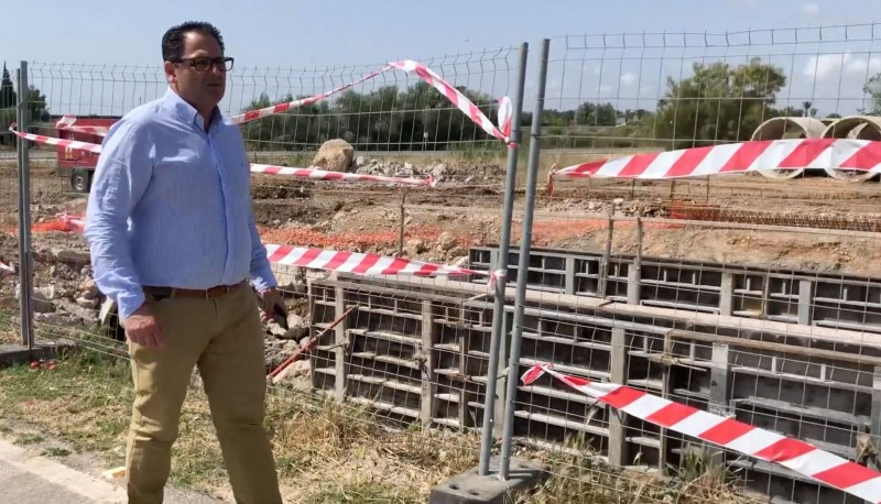 Flooding in Dolores near Orihuela to be tackled with emergency measures