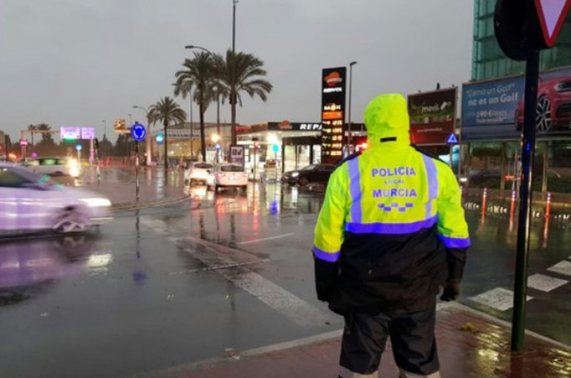 Last month was the wettest May in Murcia for 13 years