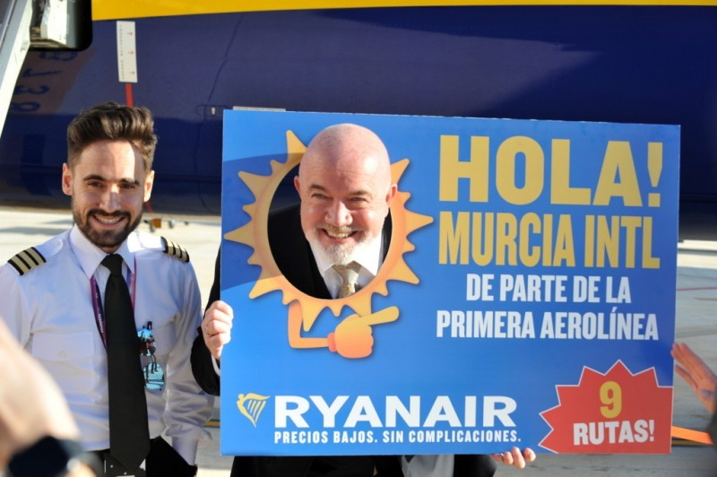 Row over naming of Corvera airport: proposed name rejected due to alleged fascist links