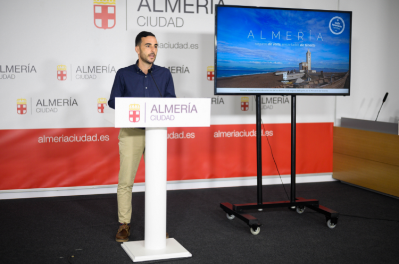 <span style='color:#780948'>ARCHIVED</span> - 30 metro stations in Madrid advertise Almeria in push for tourism