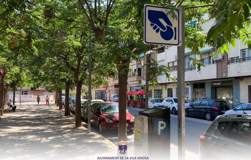 <span style='color:#780948'>ARCHIVED</span> - Blue zone parking to be reinstated in Villajoyosa