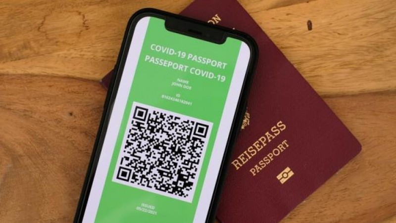 <span style='color:#780948'>ARCHIVED</span> - Up to 1,752 tourists have already entered Spain with new Digital Covid Certificate