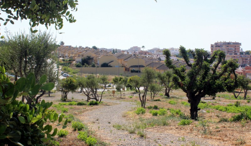 <span style='color:#780948'>ARCHIVED</span> - Estepona council creates new green space in Juan Benitez