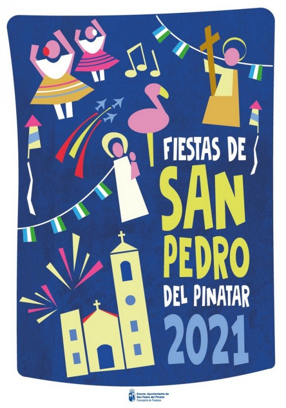 <span style='color:#780948'>ARCHIVED</span> - San Pedro del Pinatar Fiestas from June 16 with Covid restrictions
