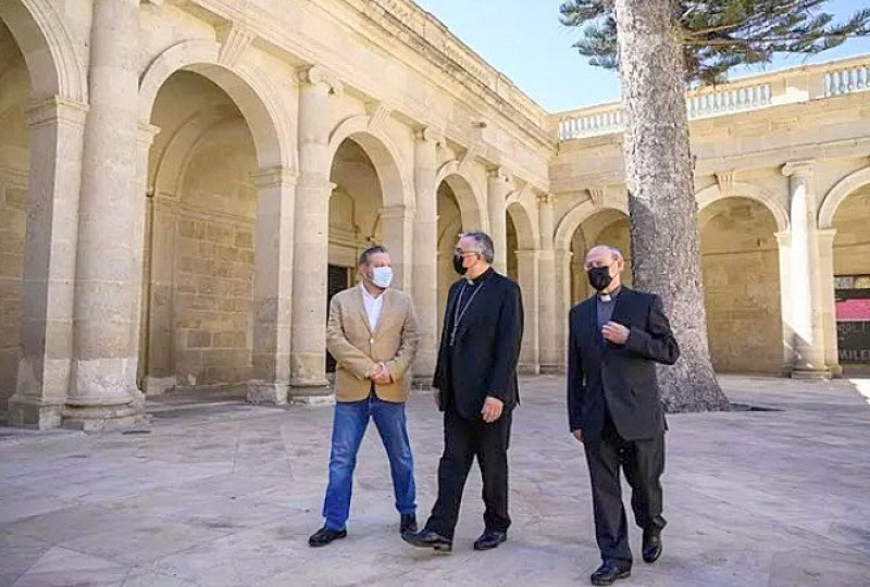 Three concerts in Almería Cathedral; June 25, July 21 and July 25
