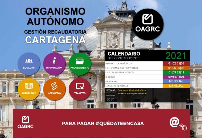 Window to pay property and land taxes in Cartagena open now, ending on August 5