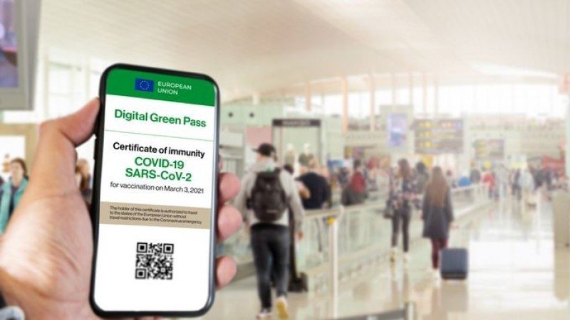 <span style='color:#780948'>ARCHIVED</span> - Applying for an EU digital Covid passport in the Valencia region
