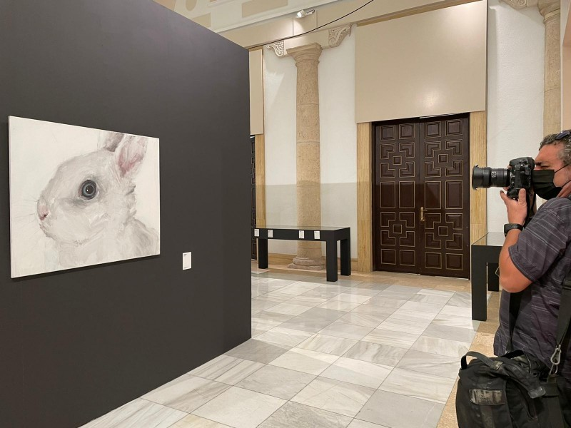 <span style='color:#780948'>ARCHIVED</span> - The Almudí Palace of Murcia hosts a new exhibition: Fetiche