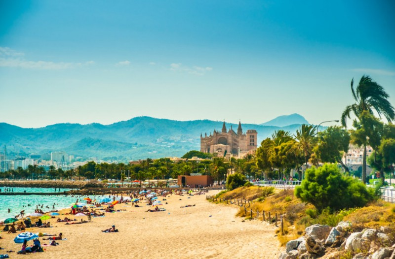 <span style='color:#780948'>ARCHIVED</span> - Balearics removed from UK green list for travel