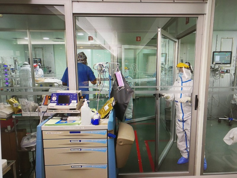 <span style='color:#780948'>ARCHIVED</span> - All 11 patients in Murcian intensive care units are unvaccinated