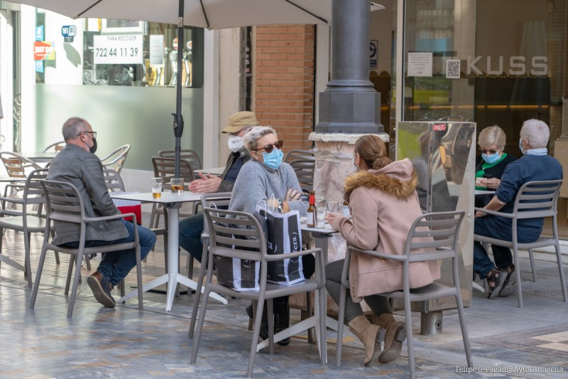 <span style='color:#780948'>ARCHIVED</span> - Murcia reduces internal bar and restaurant capacity to 30 per cent in 31 municipalities