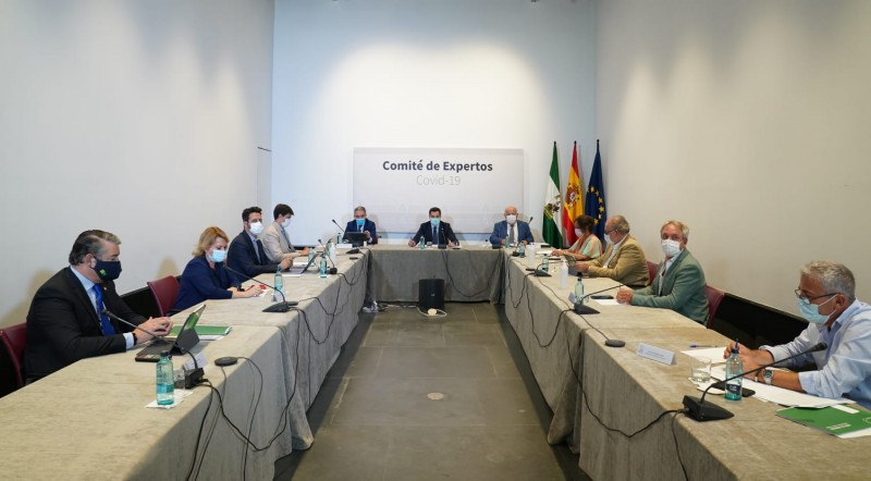 <span style='color:#780948'>ARCHIVED</span> - Andalusia proposes curfew and further restrictions in municipalities with high incidence rates