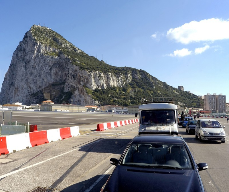 <span style='color:#780948'>ARCHIVED</span> - UK accuses EU of undermining its sovereignty in reference to Brexit negotiations over Gibraltar border