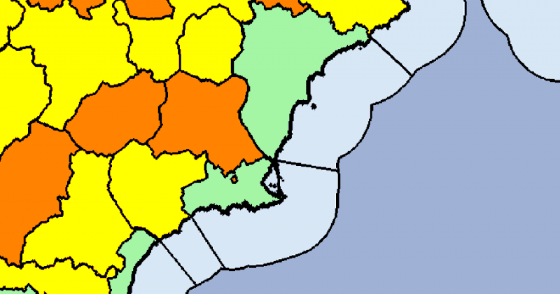 <span style='color:#780948'>ARCHIVED</span> - Heat warning for Murcia region on Thursday amplified