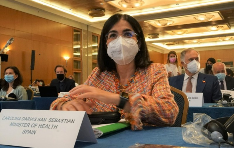 <span style='color:#780948'>ARCHIVED</span> - Spanish government maintains optional wearing of facemasks outdoors