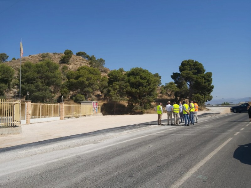 <span style='color:#780948'>ARCHIVED</span> - Orihuela to Montepinar bike lane to open month ahead of schedule