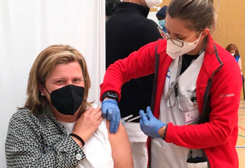 Spain overtakes the UK with 54 per cent fully vaccinated against Covid