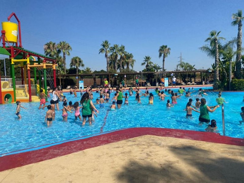 <span style='color:#780948'>ARCHIVED</span> - Dance Natura activity for all ages at Terra Natura Murcia