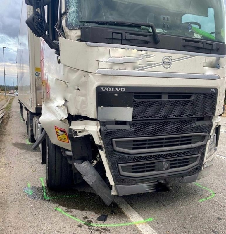 <span style='color:#780948'>ARCHIVED</span> - Drunk Murcian trucker fatally runs over another driver after an argument over traffic
