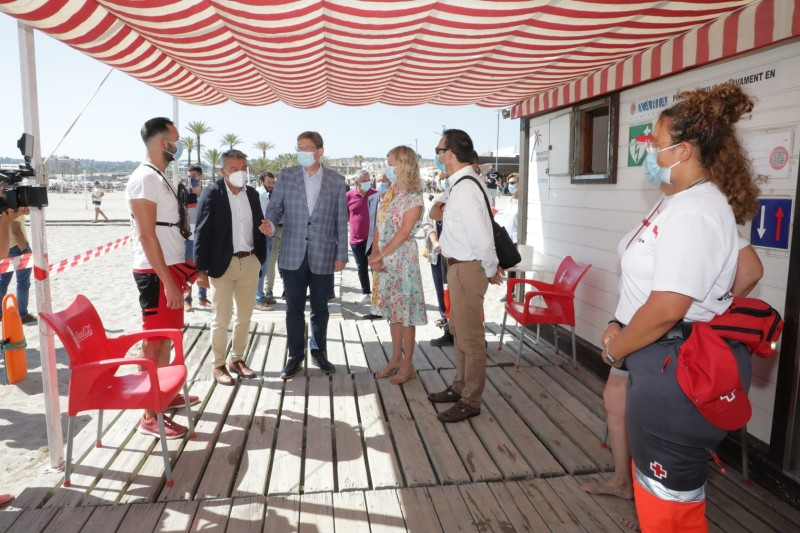 <span style='color:#780948'>ARCHIVED</span> - Drones to fly over Alicante beaches in pioneering project to prevent drownings