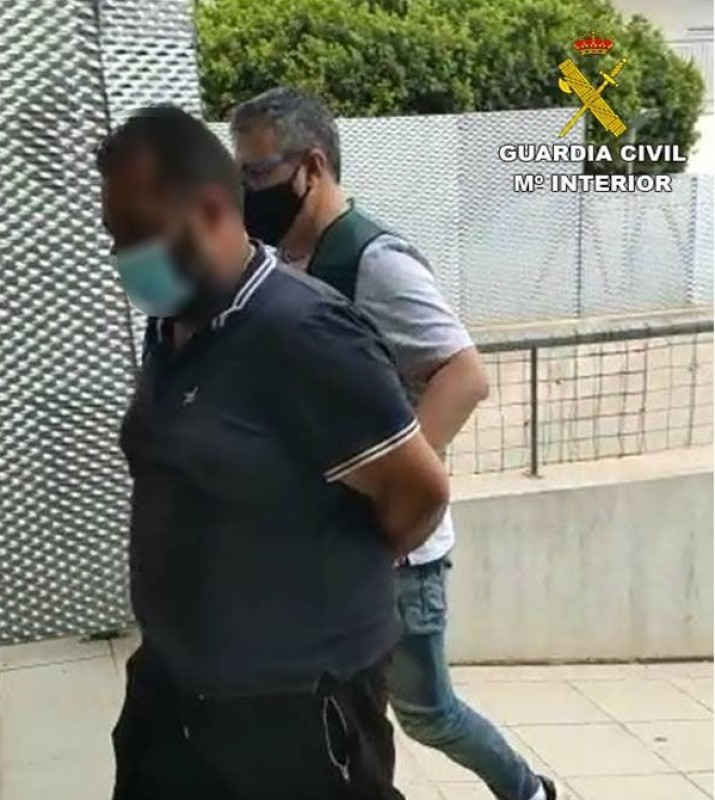 <span style='color:#780948'>ARCHIVED</span> - Arrests in Almoradi after spate of break ins at rural homes and farms