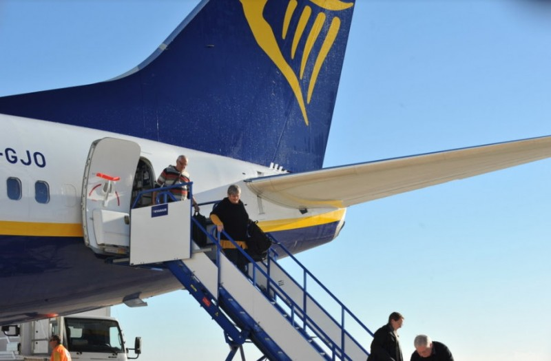 <span style='color:#780948'>ARCHIVED</span> - July passenger numbers at Corvera airport reach 30 per cent of 2019 levels