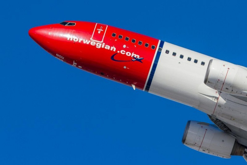 <span style='color:#780948'>ARCHIVED</span> - Norwegian airline will connect Murcia, Alicante and Malaga with Oslo and Bergen in 2022