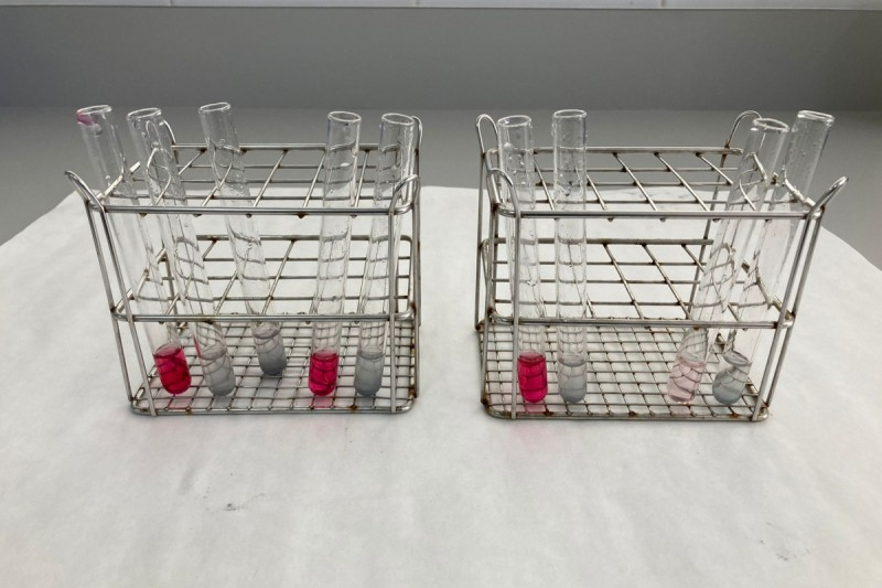 <span style='color:#780948'>ARCHIVED</span> - University pilot project removes 75 per cent of nitrates from water samples
