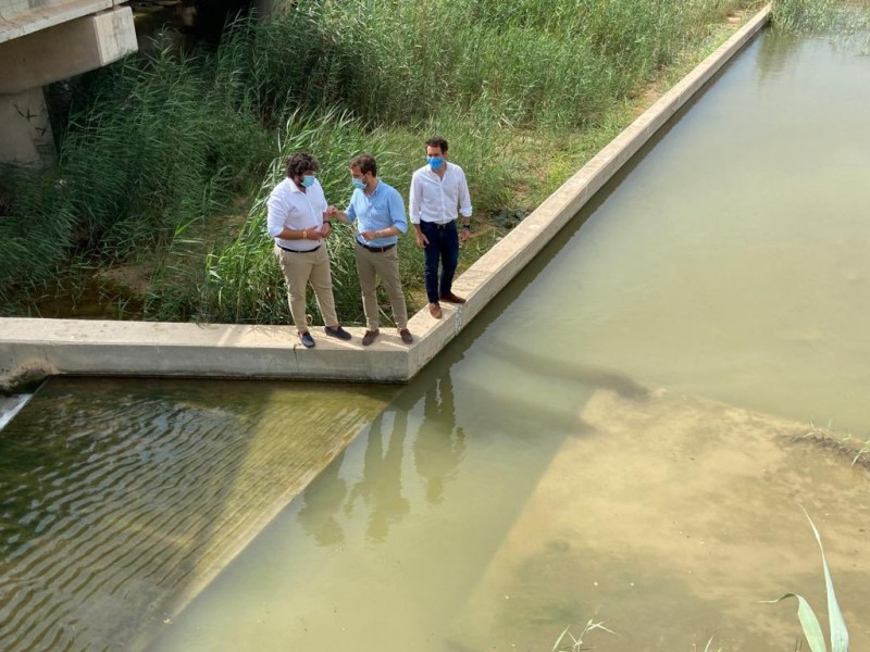 <span style='color:#780948'>ARCHIVED</span> - Murcian regional president calls for Cartagena aquifer to be emptied out