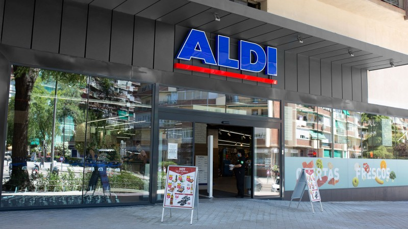 Half of the new Aldi stores opened in 2021 located in the region of Valencia and Andalusia
