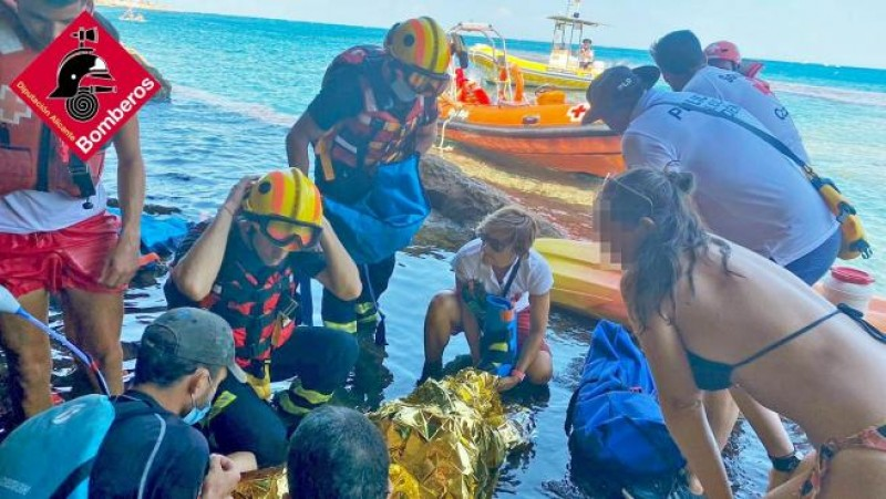 <span style='color:#780948'>ARCHIVED</span> - Helicopter rescue after kayaking accident in Denia