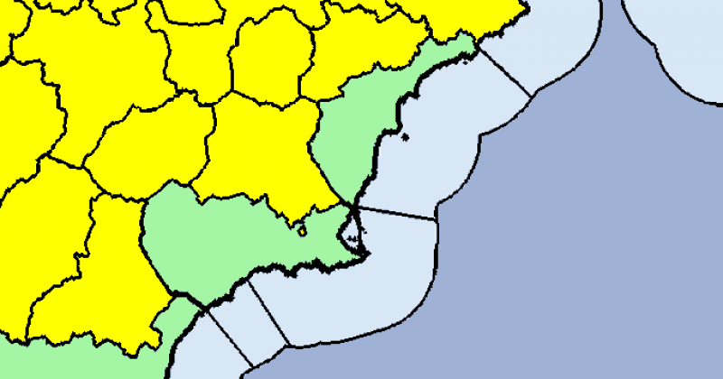 <span style='color:#780948'>ARCHIVED</span> - Murcia weather update: yellow alert for storms and heavy rains on Wednesday