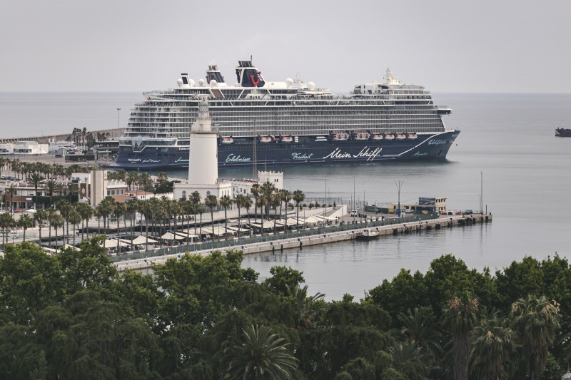 <span style='color:#780948'>ARCHIVED</span> - Malaga Port to welcome 17 cruise ships this September