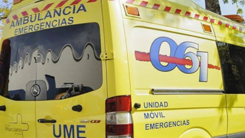 <span style='color:#780948'>ARCHIVED</span> - Murcian health service denounced after death of octogenarian who waited seven hours for an ambulance