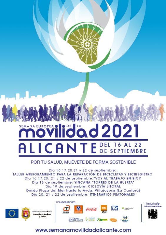 <span style='color:#780948'>ARCHIVED</span> - Whole week of free activities in Alicante city aims to promote sustainable lifestyles