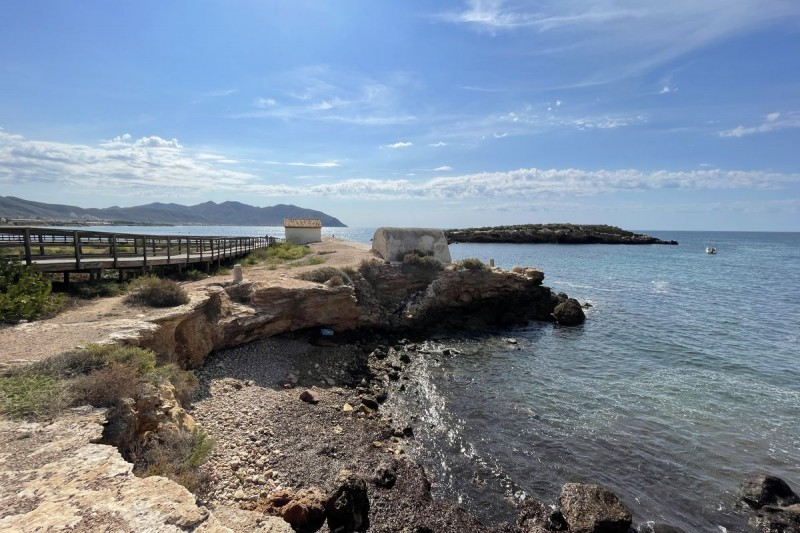 Project begins to convert Isla Plana ruins into visitable archaeological attraction