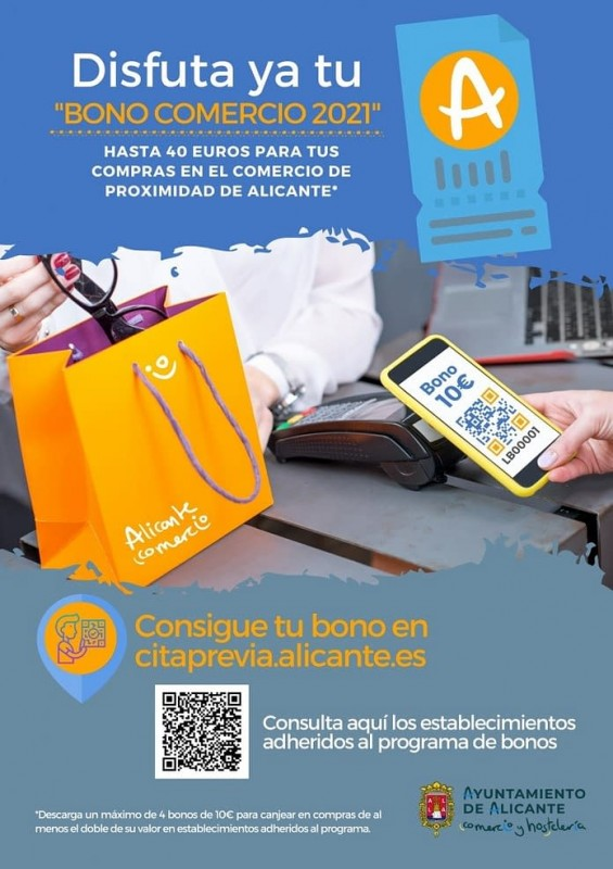 <span style='color:#780948'>ARCHIVED</span> - Bag a bargain with discount shopping vouchers in Alicante