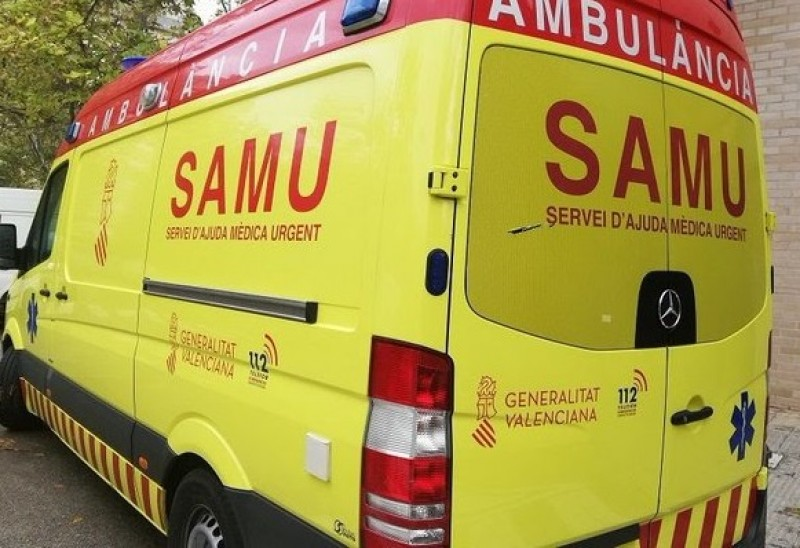 <span style='color:#780948'>ARCHIVED</span> - Bid for 24-hour emergency ambulance service in Orihuela Costa is rejected
