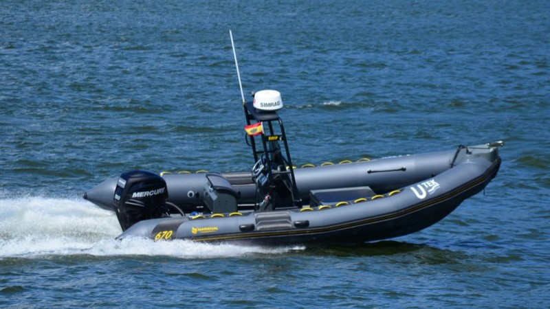 <span style='color:#780948'>ARCHIVED</span> - Spanish Navy to begin using unmanned boats