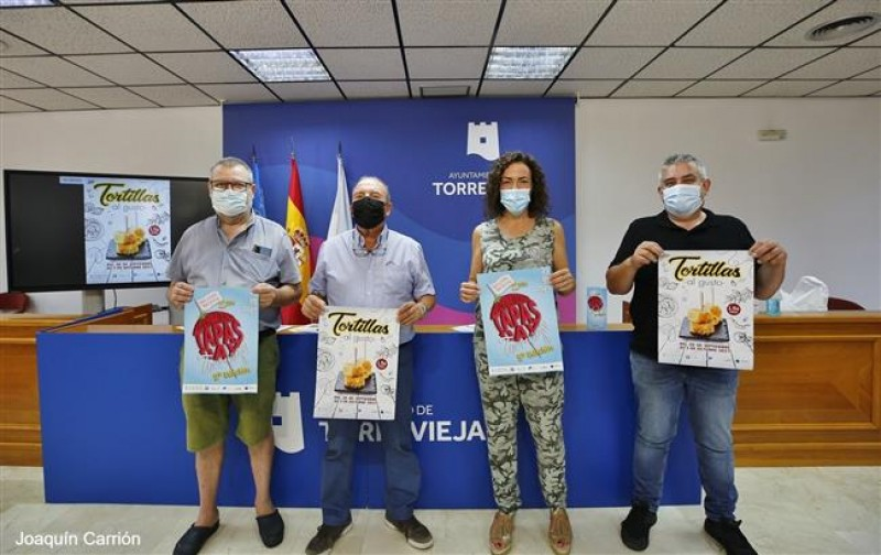 <span style='color:#780948'>ARCHIVED</span> - Torrevieja to host its first tortilla contest: September 30 to October 3