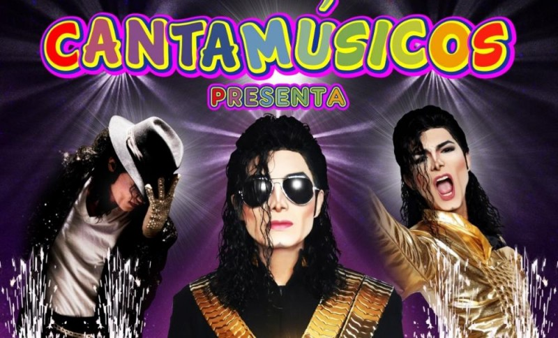 <span style='color:#780948'>ARCHIVED</span> - Tribute to Michael Jackson in Torrevieja: Saturday October 2