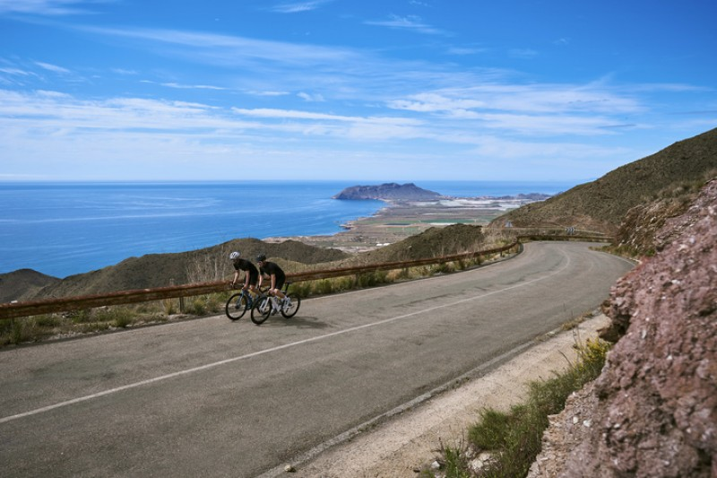 <span style='color:#780948'>ARCHIVED</span> - Murcia tries to attract British tourists with scenic bicycle routes