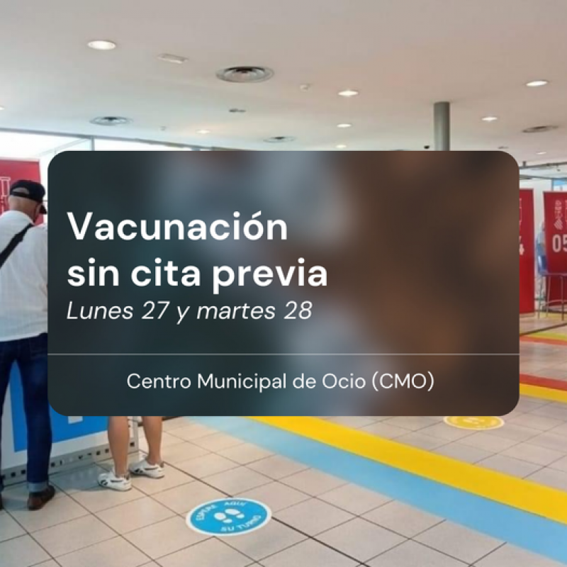 <span style='color:#780948'>ARCHIVED</span> - Walk-in Covid vaccinations in Torrevieja