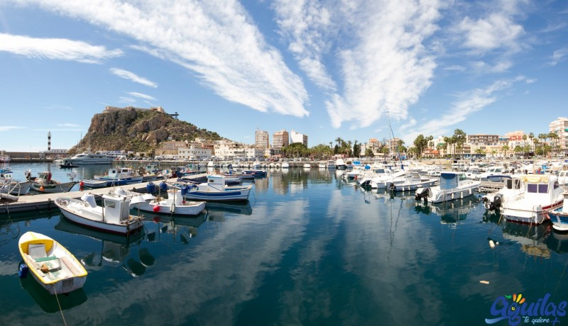Events and activities in the Aguilas municipality during October