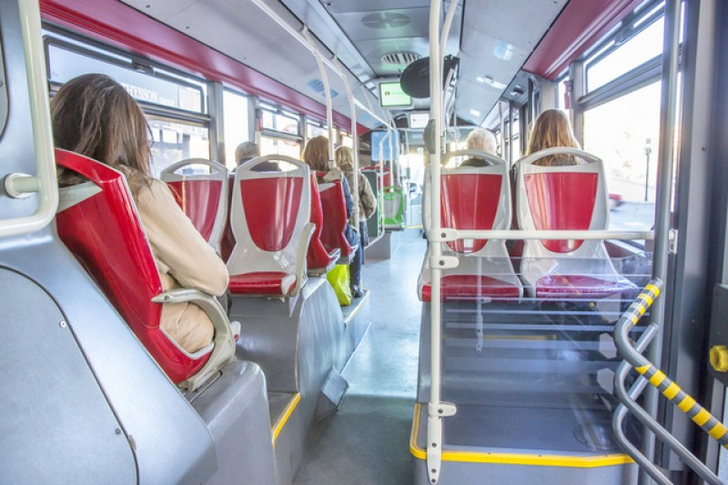 Bus lines to replace the Cercanias train line in Murcia this October