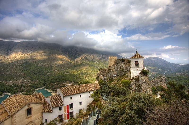 Five best towns and villages to visit in Alicante