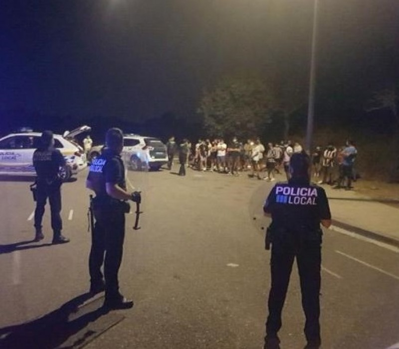 <span style='color:#780948'>ARCHIVED</span> - Calls for extra police presence in Denia amid spiraling street parties