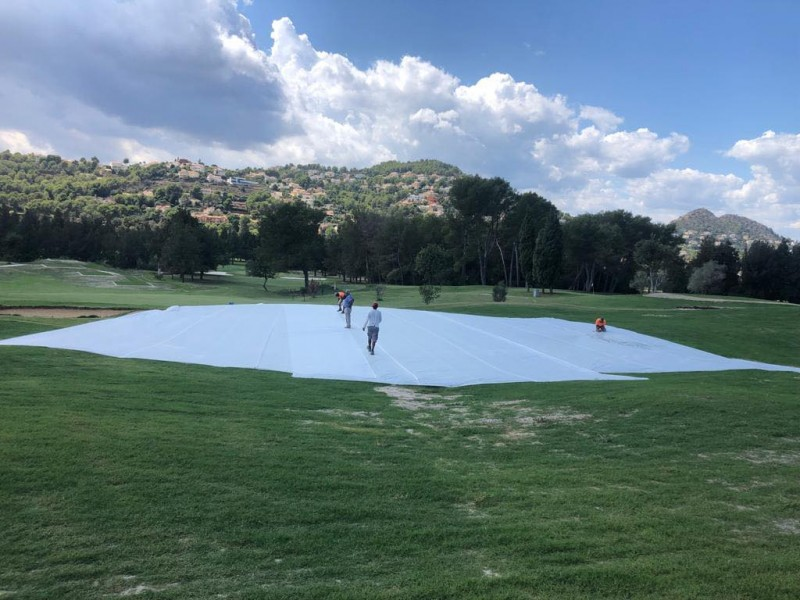 <span style='color:#780948'>ARCHIVED</span> - La Sella Golf in Denia reopens after extensive landscaping of facilities