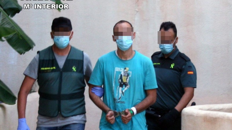 Two members of immigration mafia arrested in Cartagena